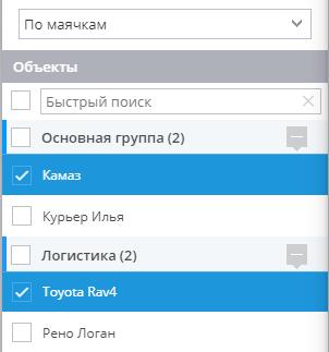 Способ группировки данных