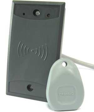 RFID-считыватель и набор меток