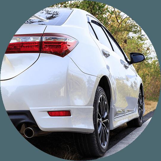 Присмотр за личным авто