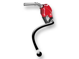 Сколько сотрудники расходуют бензина?