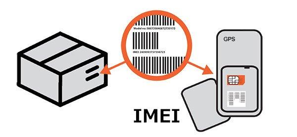 IMEI-номер GPS-трекера