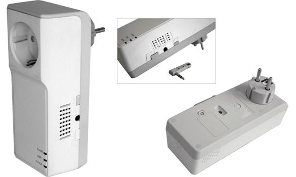 GSM-розетка ReVizor R2 с функцией контроля температуры