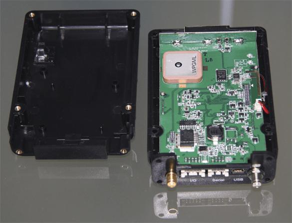 Встроенная GPS антенна