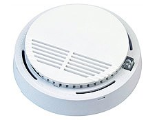 Датчик дыма к MMS-камере