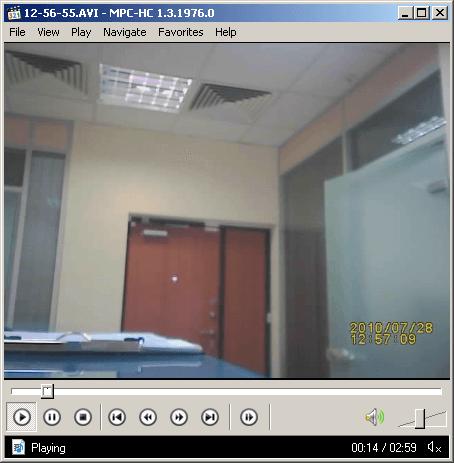 Регулировка параметров записи видеокамеры «Revizor Q2»