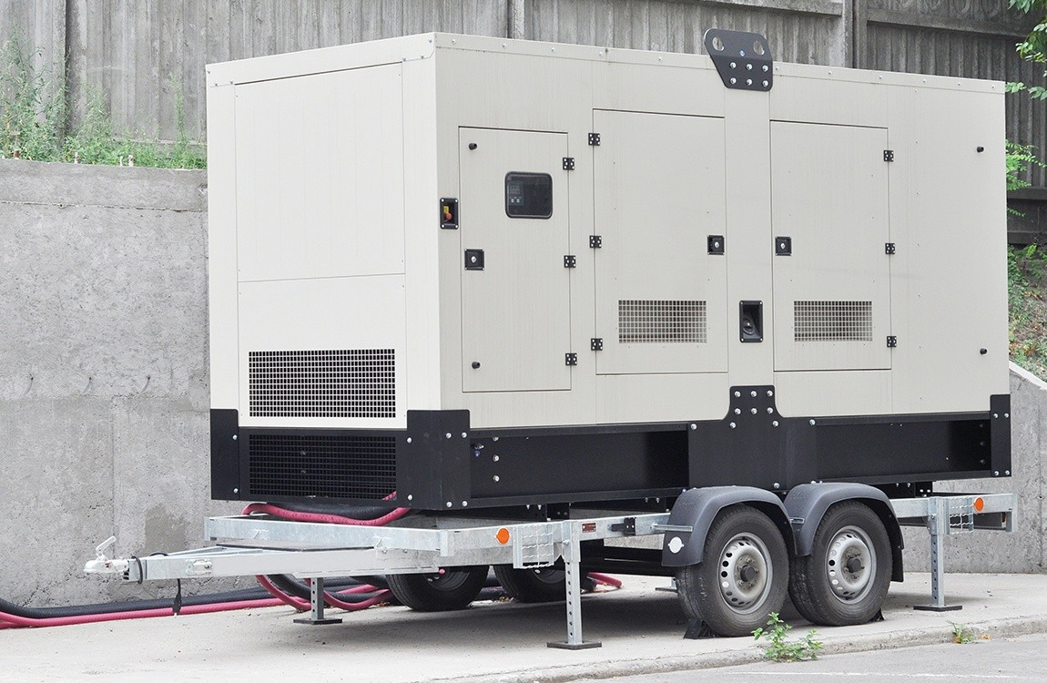 Сохранность дизель-генераторов на строительных площадках