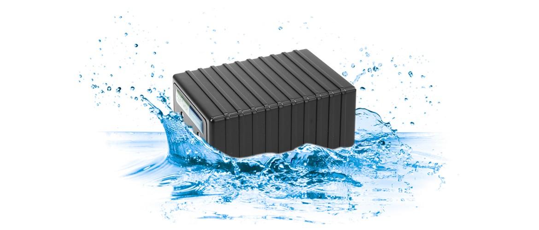 Система влагозащиты защищает прибор даже при кратковременном полном погружении в воду