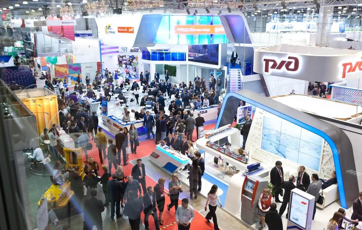 ГдеМои на Transrussia 2019: востребованные IT-решения для транспорта
