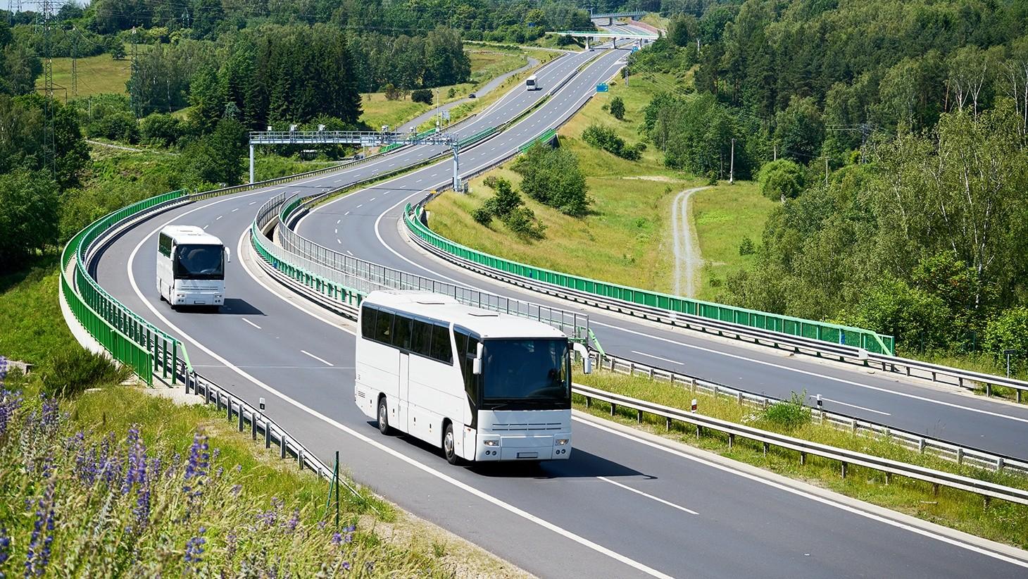 Заказные автобусы и микроавтобусы