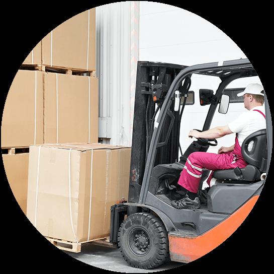 Контроль доставки грузов