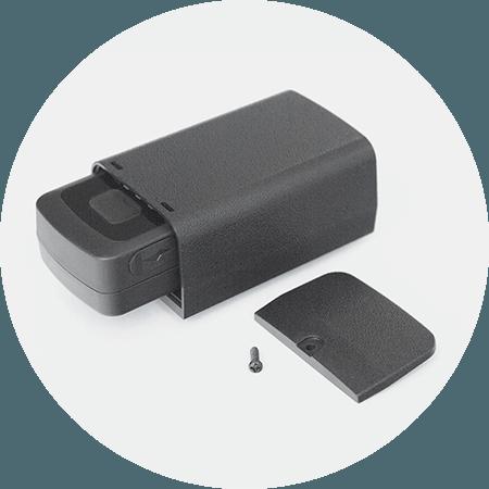 Пластиковый бокс с мощными магнитами для ГдеМои S30