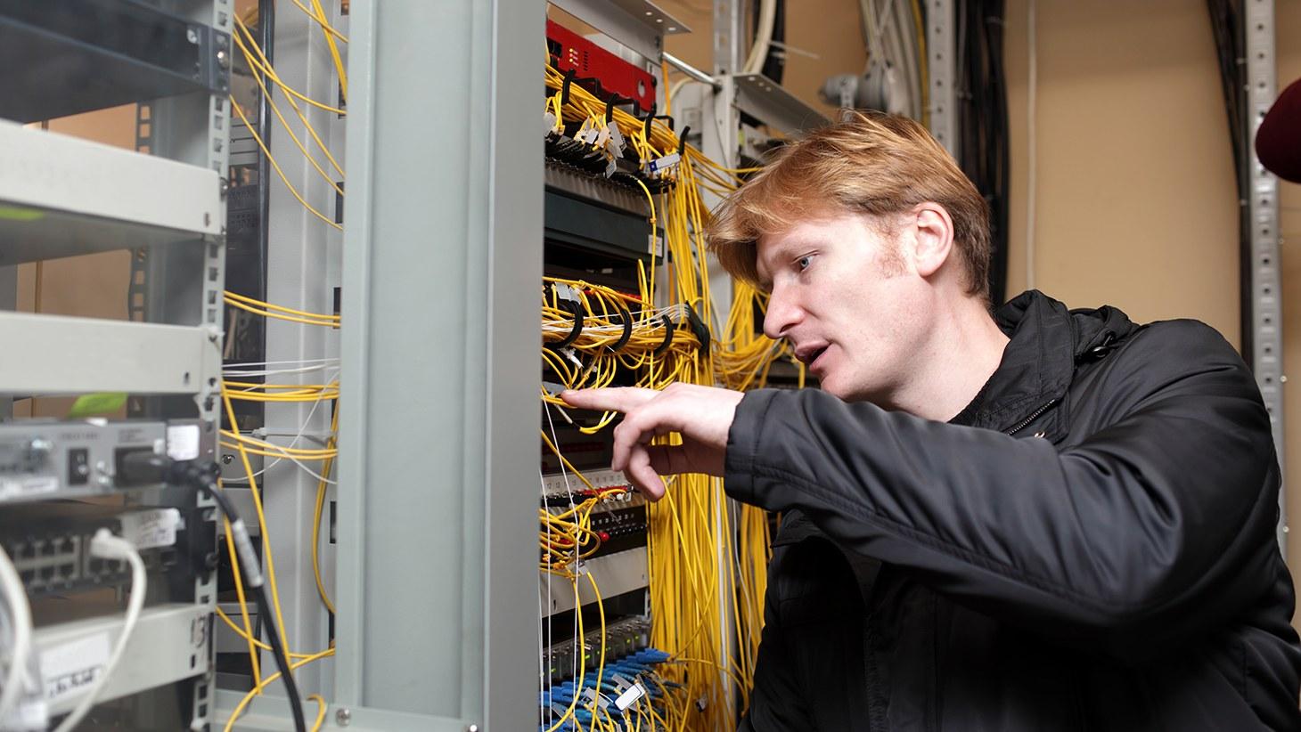 Контроль монтажных и ремонтных бригад телеком-оператора
