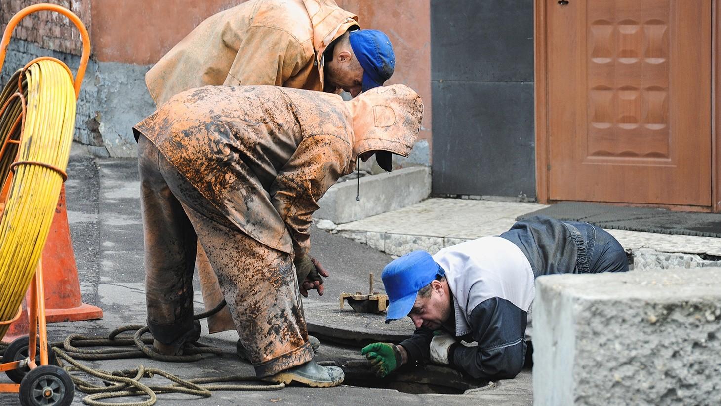 Сотрудники коммунальных служб: повышение эффективности работы