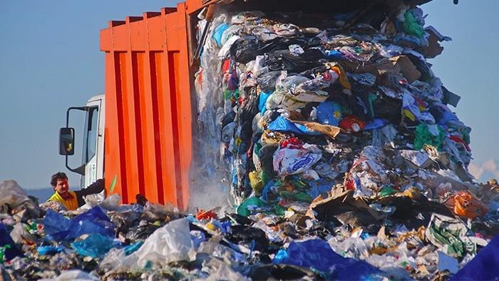 Вывоз мусора: экономим топливо, работаем по графику