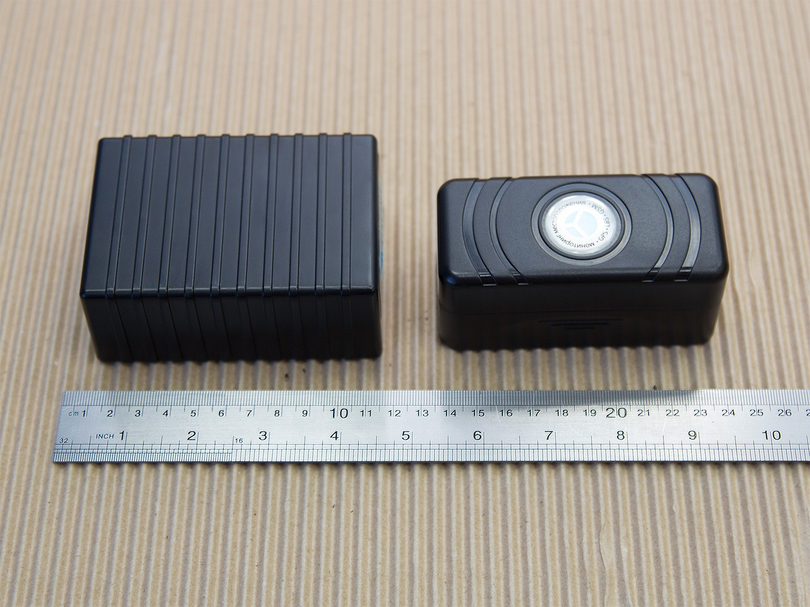 Сравнение размеров ГдеМои M7 и ГдеМои M6