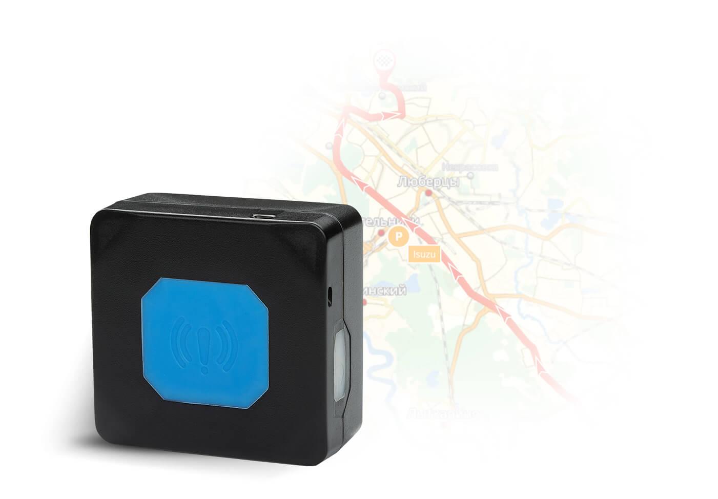 Полноценное GPS-слежение в маленьком корпусе