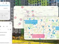 Контроль транспорта подрядчиков с помощью GPS: подробный кейс ПИК-Индустрия