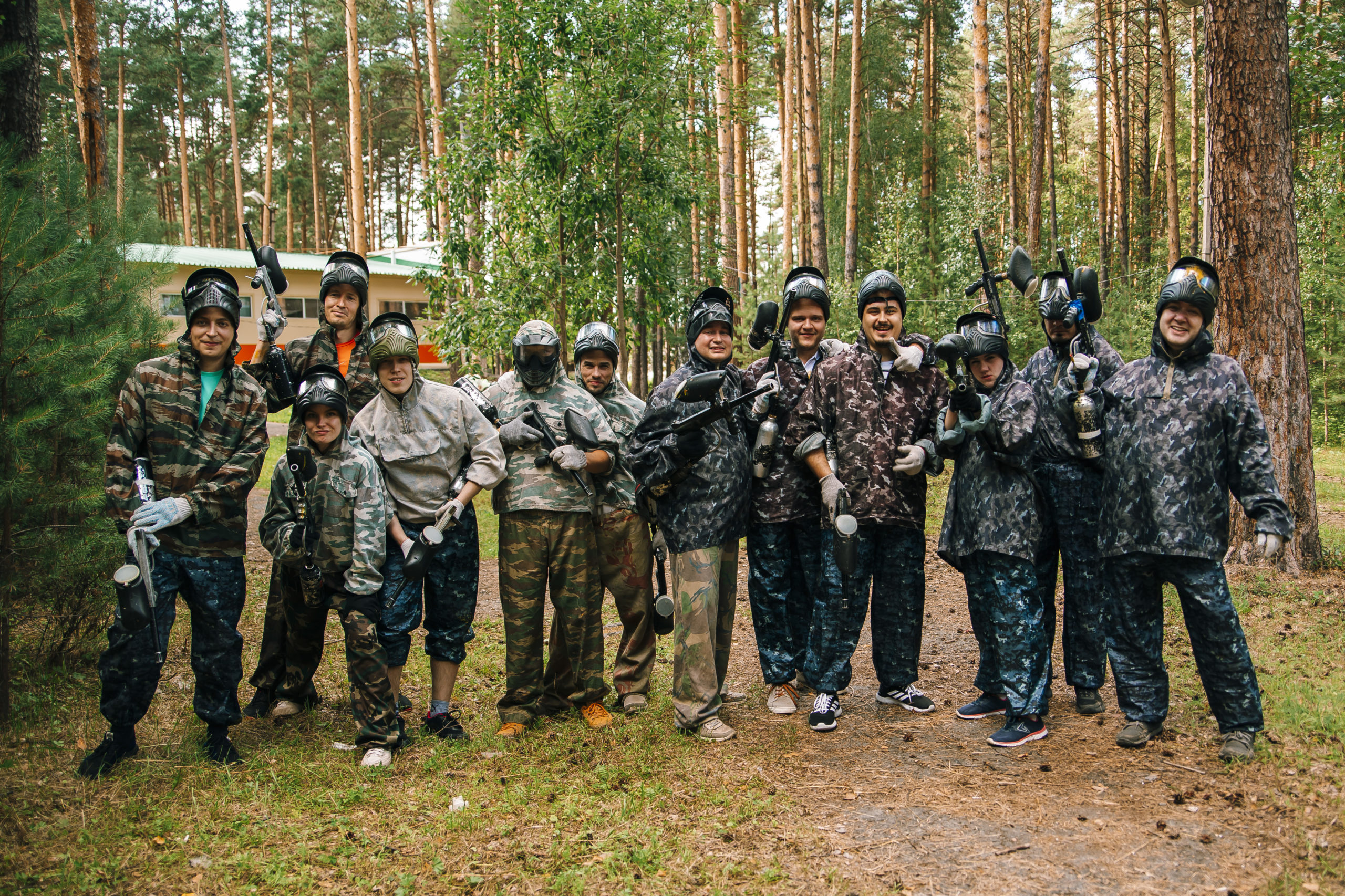 Команда ГдеМои на Урале